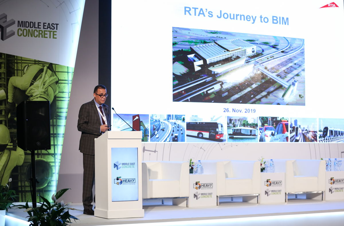 RTA Innovation in BIM Summit