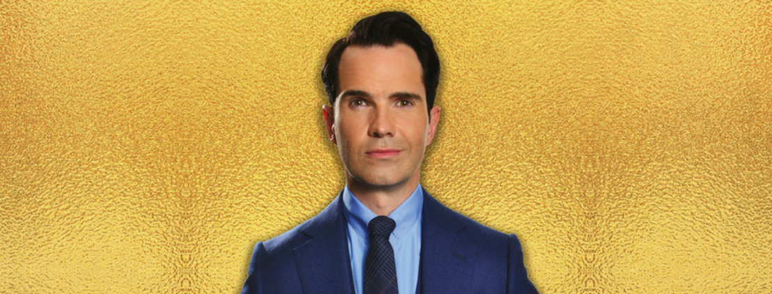 Terug in België met 'seriously funny business': Jimmy Carr