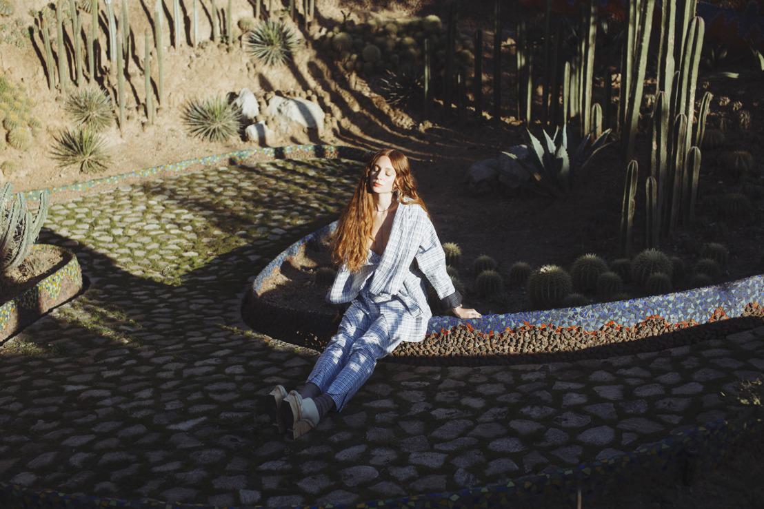 Carla Fernández presenta exposición en Los Angeles