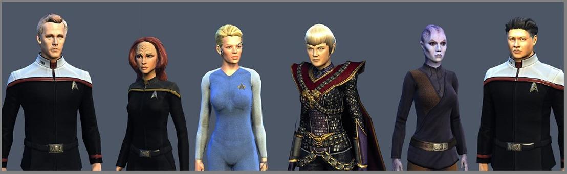 Star Trek Online: Tom Paris meldet sich für Staffel 10 zum Dienst.