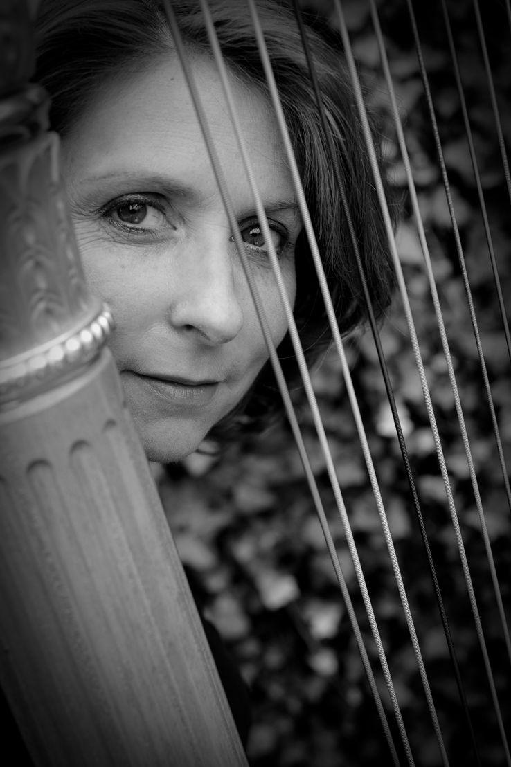 a la harpe