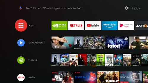 SHIELD TV: Das Experience Upgrade 7 ist da!