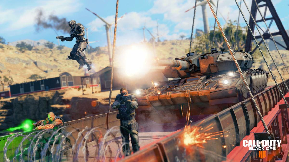 auto Llega contenido gratuito a Call of Duty: Black Ops 4