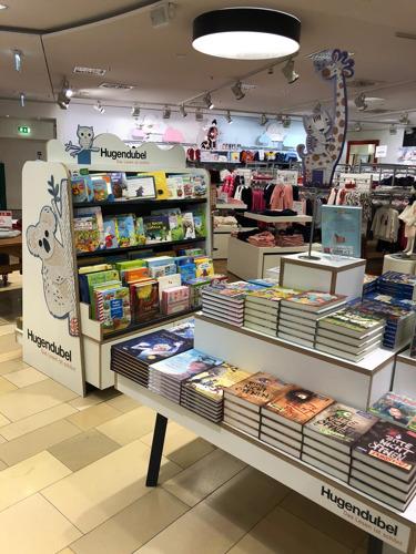 Neue Standbeine im Einzelhandel: Hugendubel baut erfolgreiches Shop-In-Shop-System aus