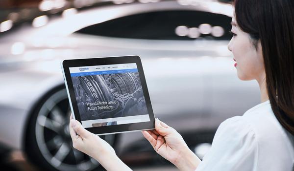 Preview: Hyundai ouvre une nouvelle plateforme de communication dédiée au thème de l'innovation