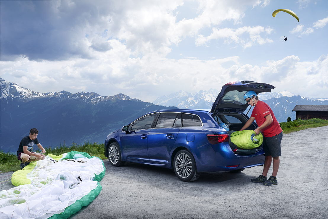 Avensis Touring Sports