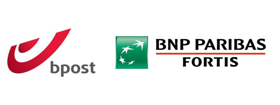bpost and BNP Paribas Fortis agree new seven-year commercial partnership