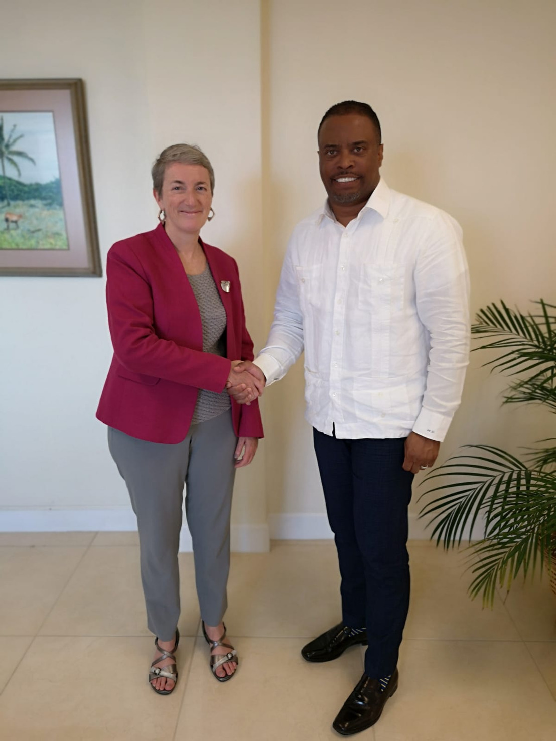 Saint Kitts and Nevis ratifies the Agreement that establishes the EU-LAC Foundation as an International Organisation