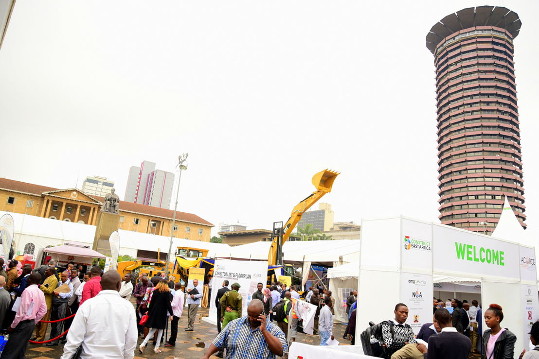 The Big 5 Construct East Africa 2016