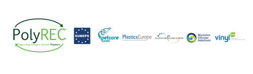 PCEP, SCS and EUMEPS join cross-polymer initiative PolyREC® to monitor, verify and report on Europe's recycled plastic flows