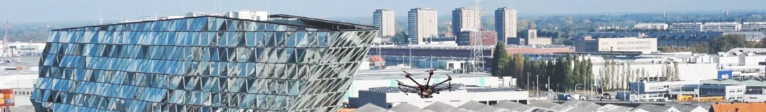 SAFIR consortium chosen to carry out U-space drone demonstrations in Belgium