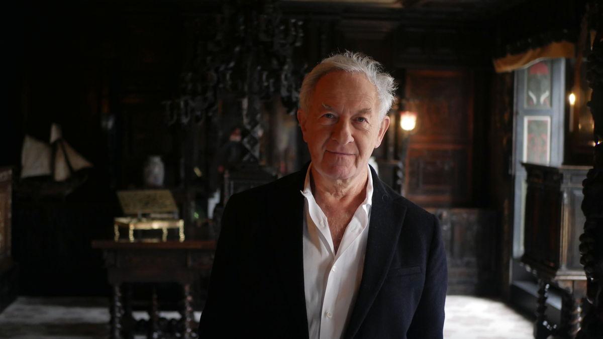 Simon Schama - (c) Oxford Films