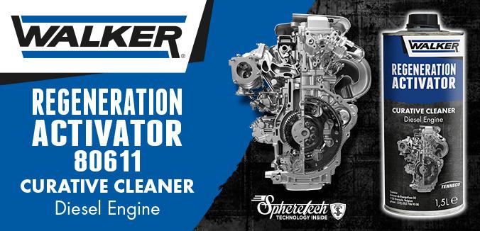 Tenneco lance les additifs Walker® pour véhicules diesel.