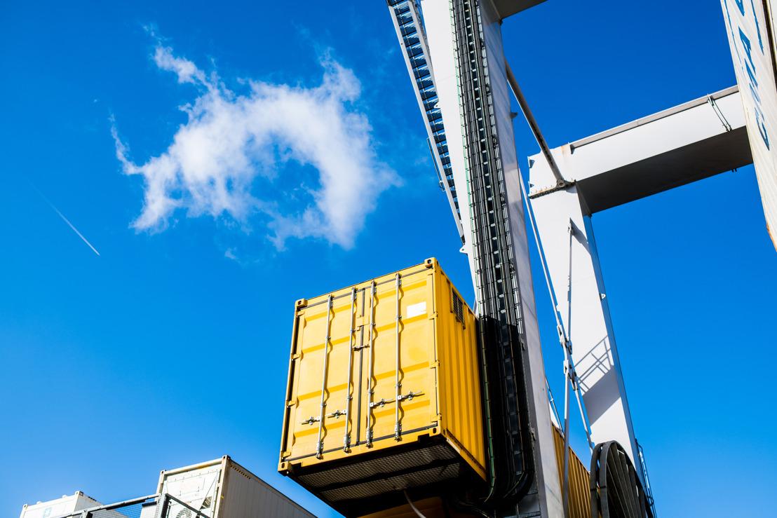 Extra Containercapaciteit Antwerpen: reactie Port of Antwerp op advies auditeur Raad van State