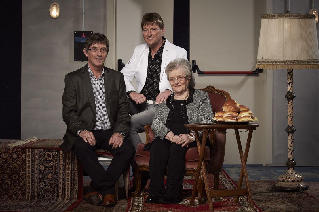 Danny, Eddy en Betty