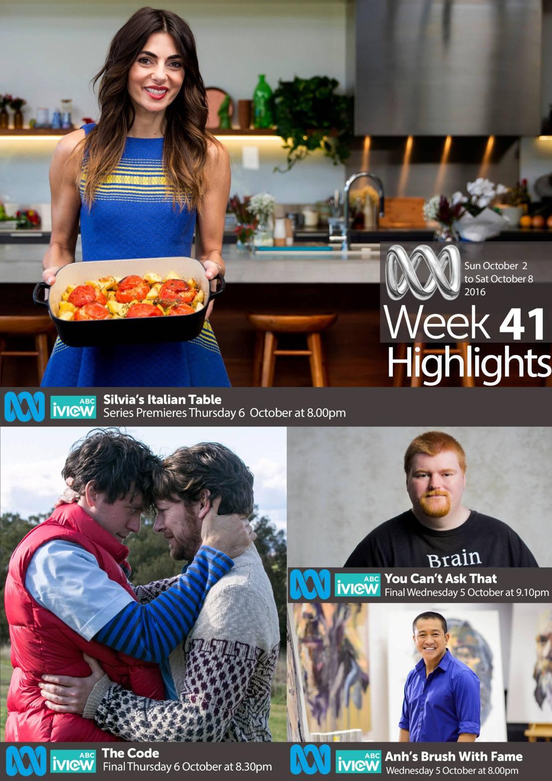 ABC Program Highlights - Week 41
