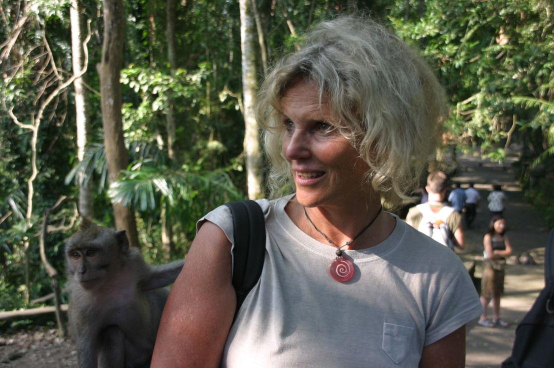 Dans la forêt de Bali