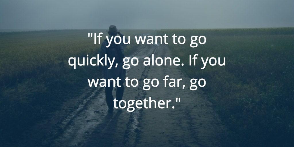 alone-vs-together