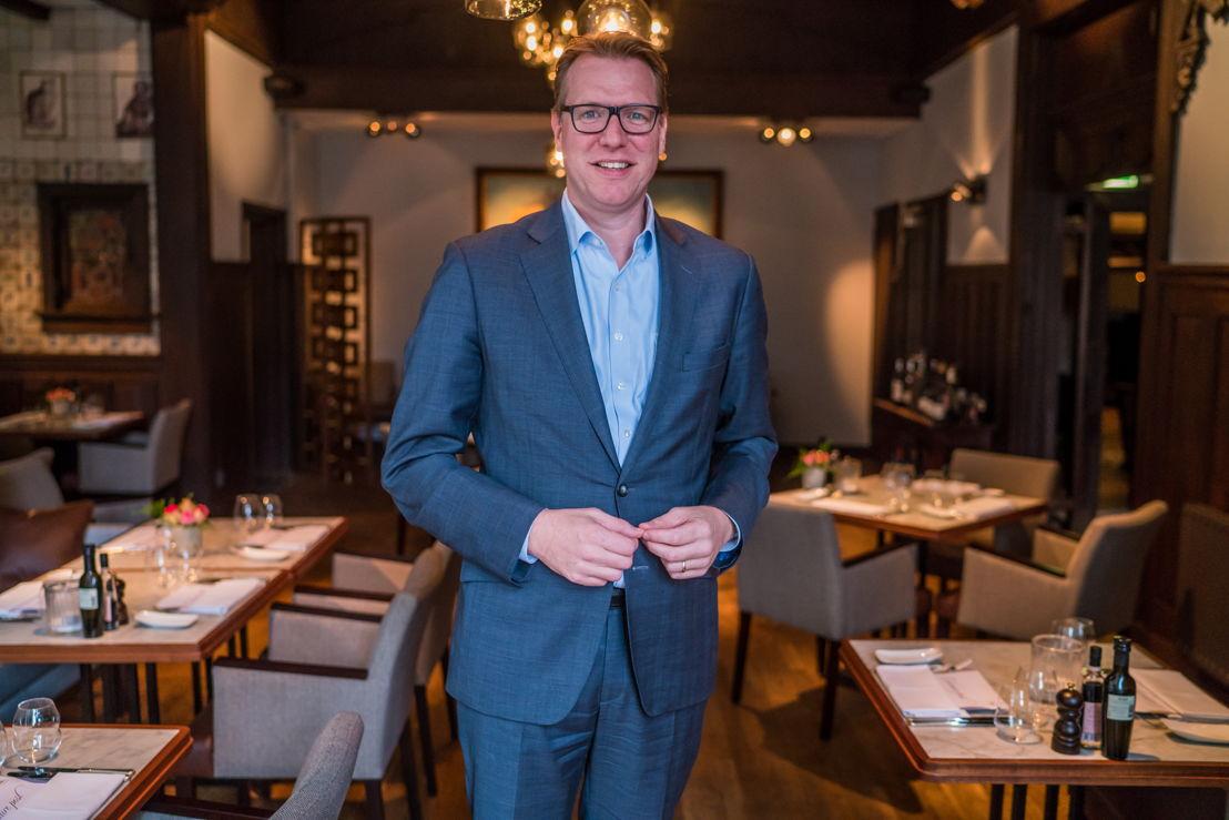 Eric Welles, directeur van Oud Reuchlin & Boelen