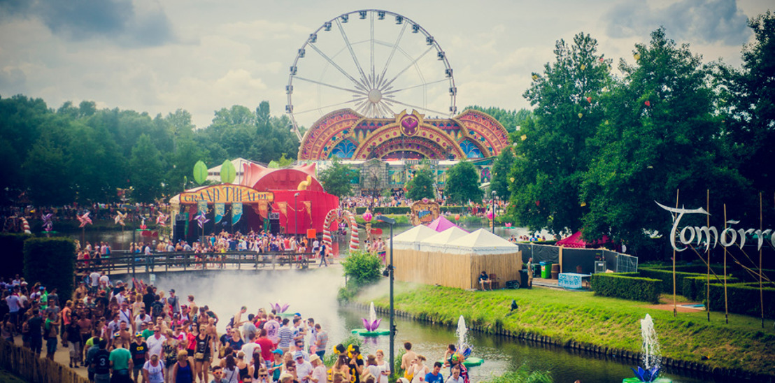 Brussels Airlines welcomes second wave of Tomorrowland people on party flights
