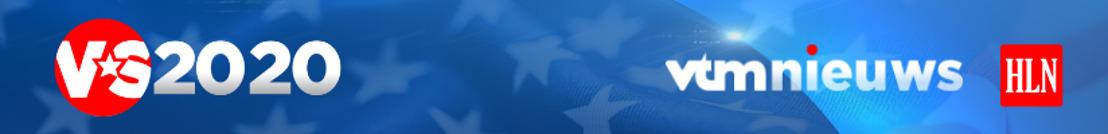 'VS2020': VTM NIEUWS en HLN volgen de Amerikaanse verkiezingen 2020 op de voet