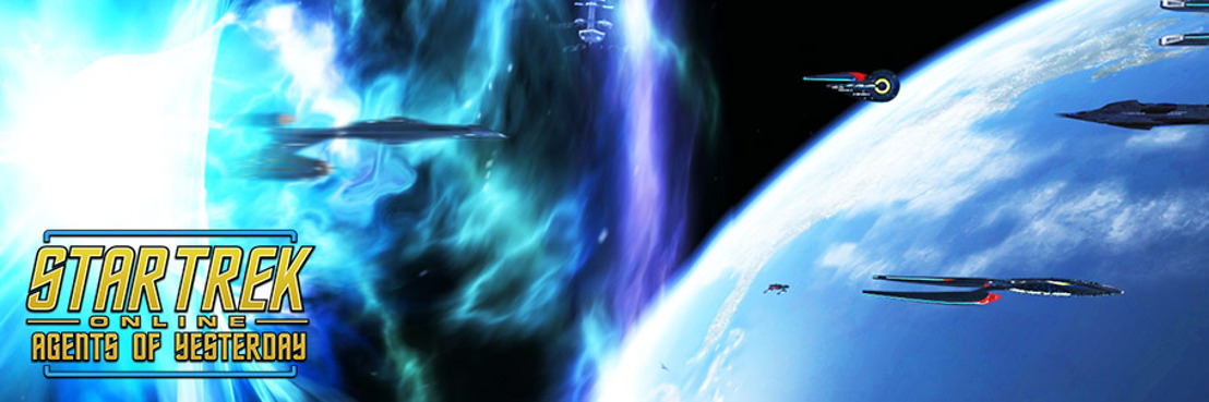NEUER LAUNCH TRAILER: Star Trek Online's Agents of Yesterday