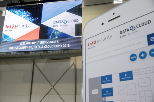 Une nouvelle édition à succès pour les salons professionnels Infosecurity.be et Data & Cloud Expo