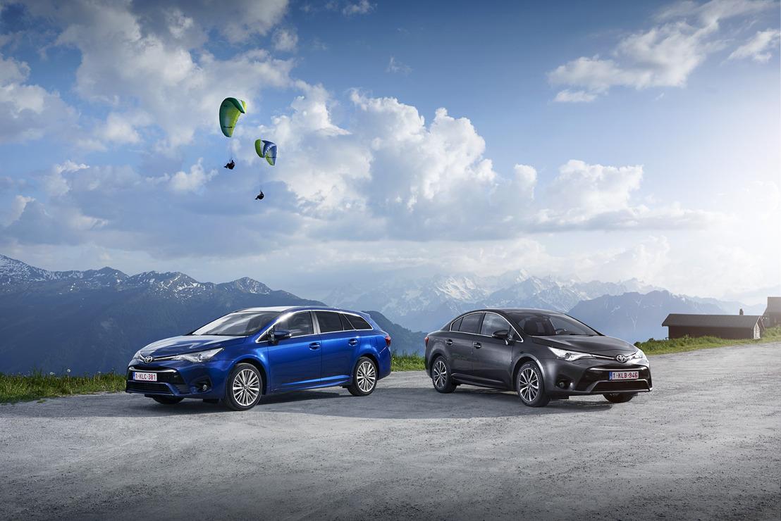 Nieuwe Avensis 2015