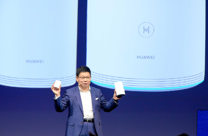 Huawei Unveils HUAWEI WiFi Q2 Pro for Global Release at 2019 IFA