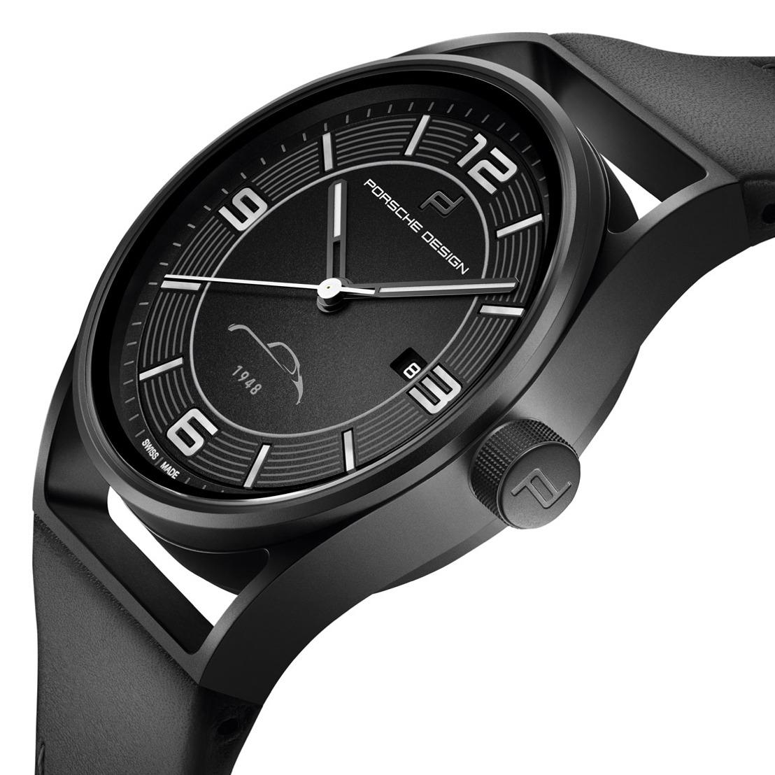 Dos relojes de Porsche Design para congelar el tiempo