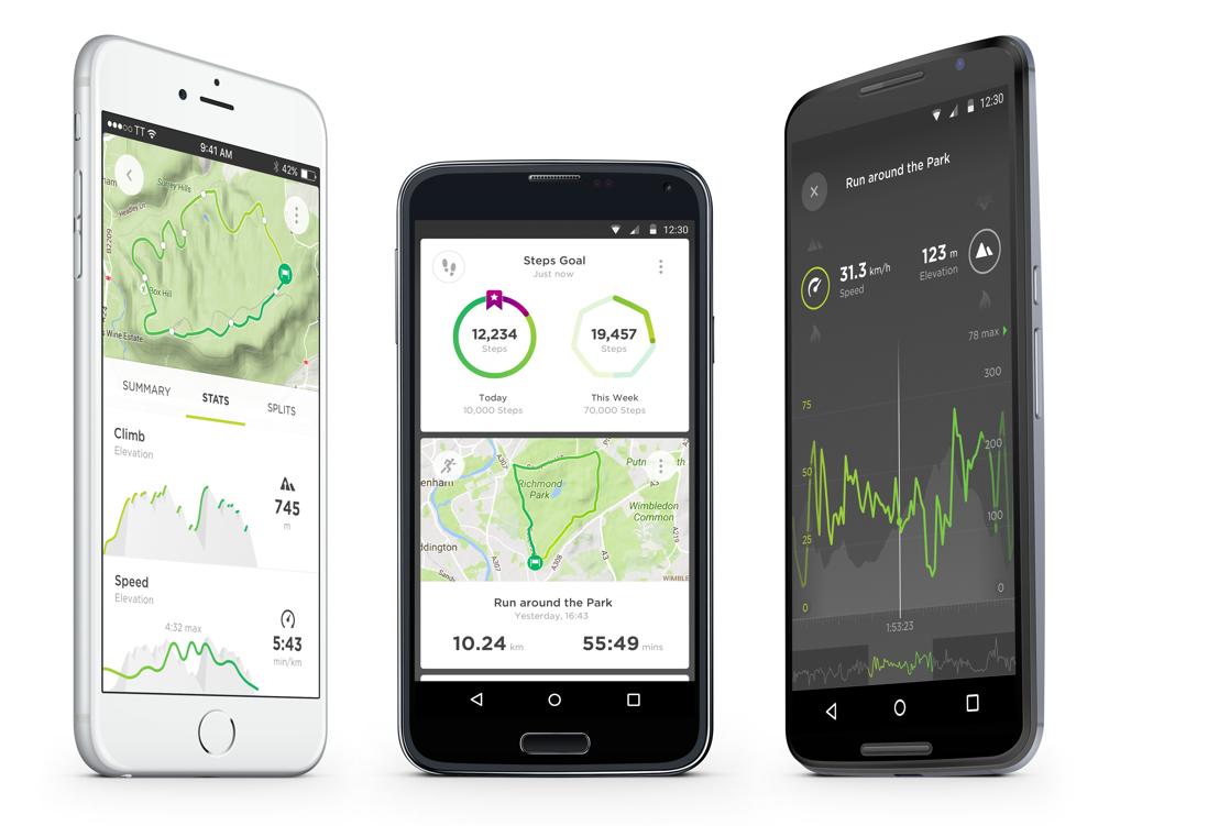Nieuwe TomTom Sports app nu beschikbaar