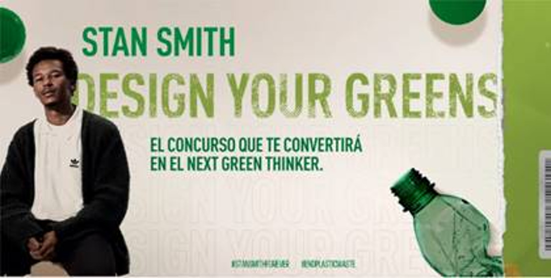 adidas Originals presenta Stan Smith: Design your greens!
