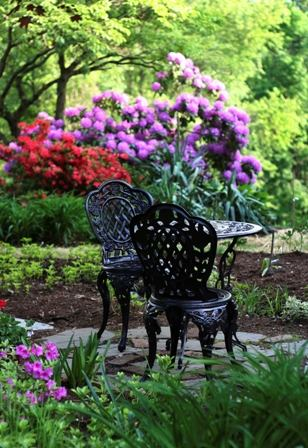 Garden Oasis (Photo credit to Pike Nurseries)