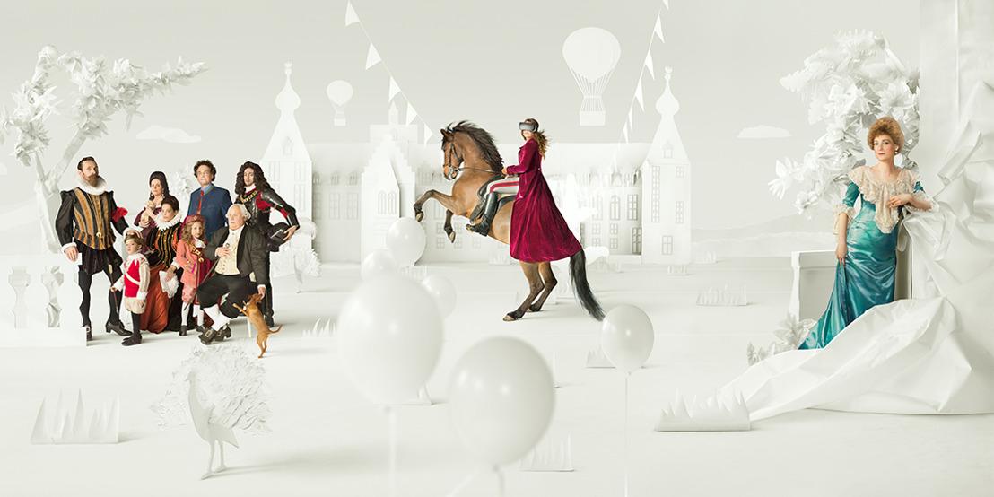 Het Arenberg Festival: 4 primeurs tijdens het grootste stadsfestival ooit over de adel in België
