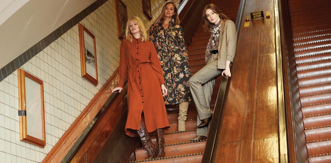 Belgische mode van de bovenste plank