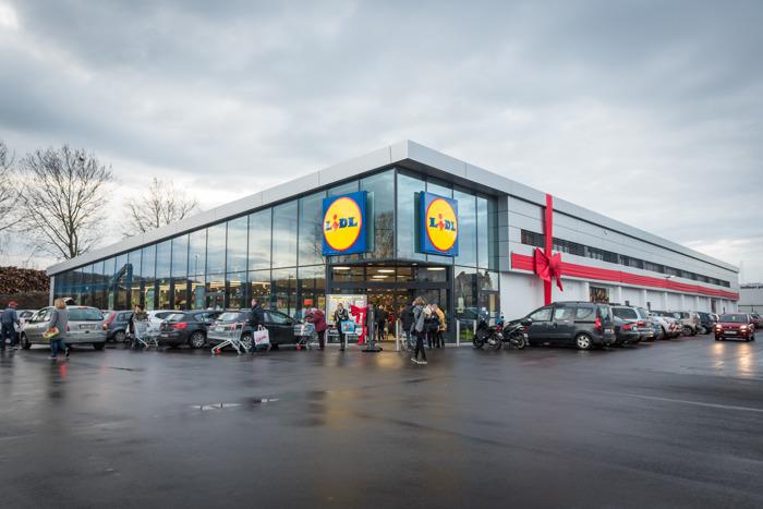 Lidl sluit 2017 af met marktaandeel van 8,6%