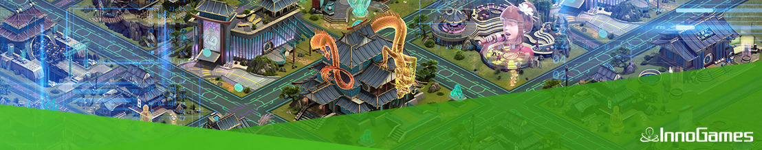 Neues Zeitalter in Forge of Empires: Die Virtual Future bricht an