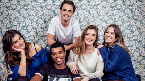 Telenet en MNM lanceren het tweede deel van het nieuwste seizoen van 'D5R'