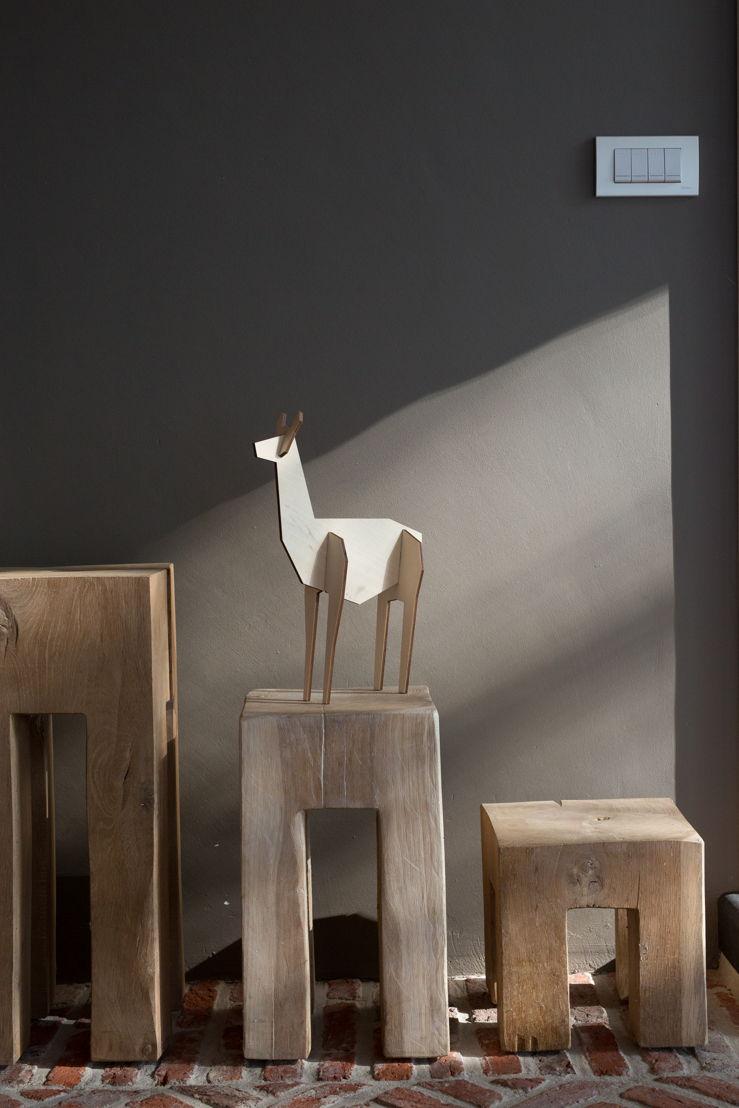 Atelier Pierre Nordic puzzel Lama Medium €12,95
