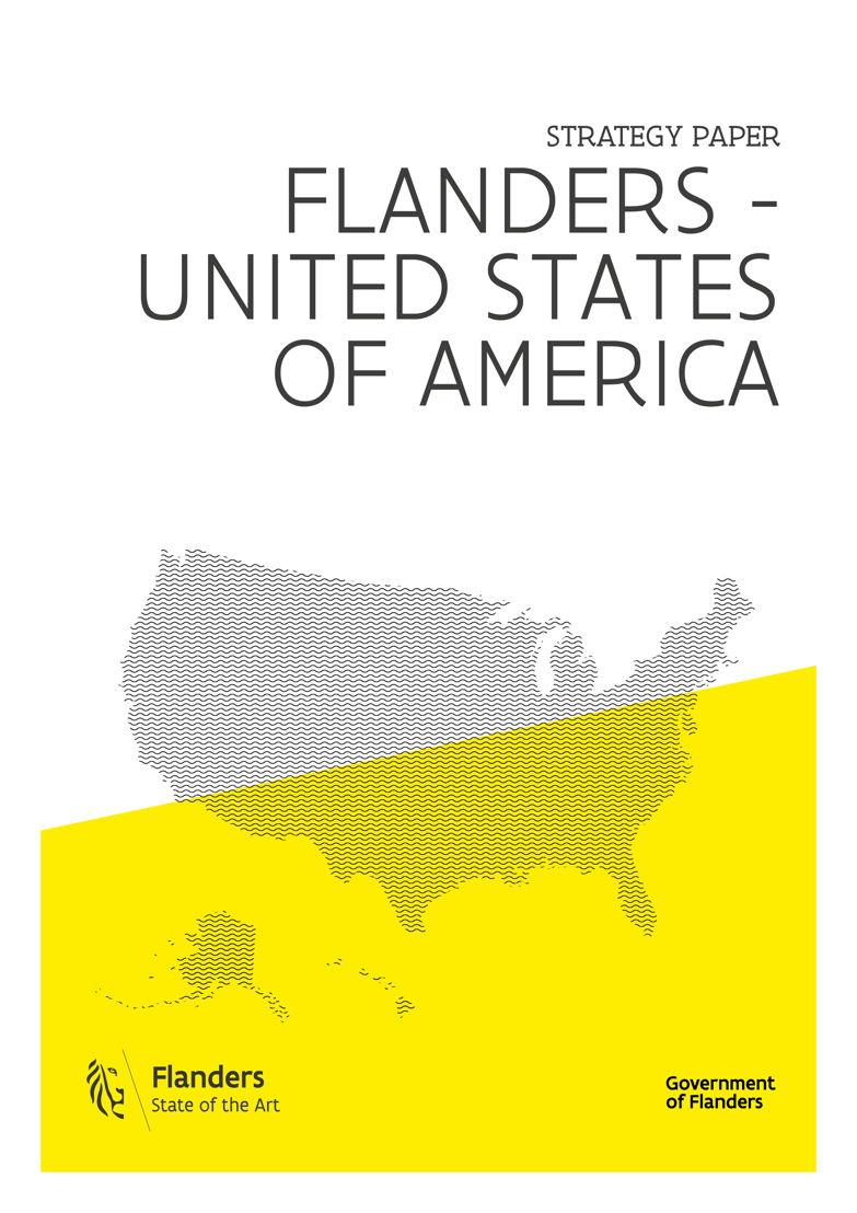 strategienota Vlaanderen - Verenigde Staten van Amerika
