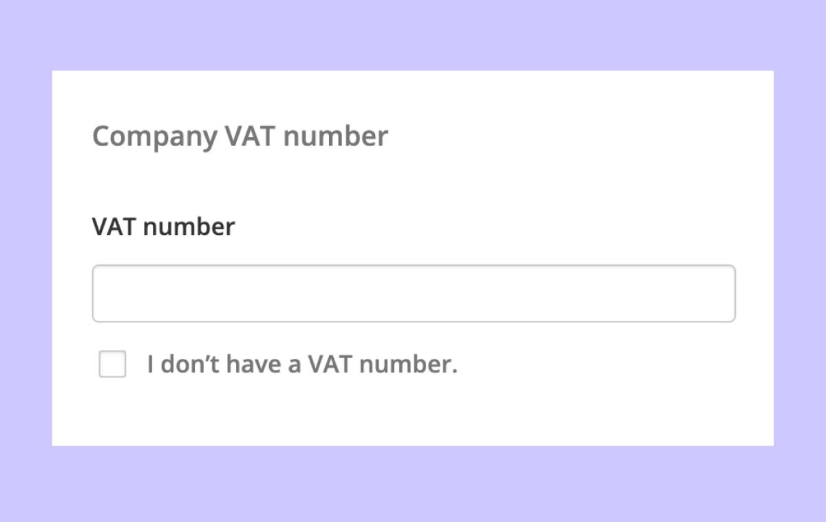 Academy: VAT (number)