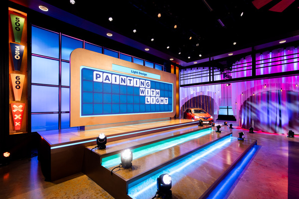 Preview: Painting with Light turns Wheel of Fortune into vivid quiz game show