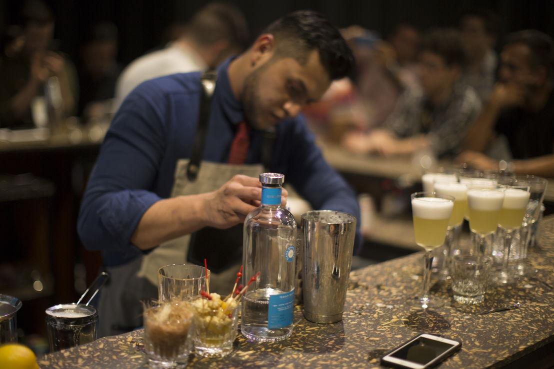Omar Hamud de King Cole Bar del Hotel St. Regis