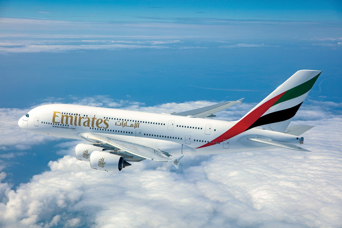 How many flights from Moscow to the UAE by different airlines