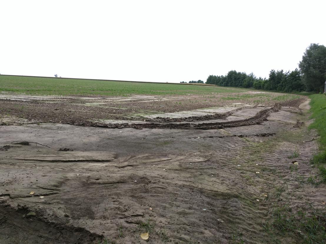 741.000 euro Vlaams geld voor erosiebestrijding in Vlaams-Brabant