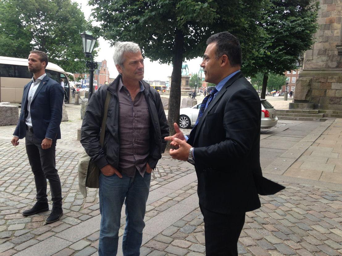 Aflevering 6: Jan en Naser Khader - (c) Warner Bros ITVP België