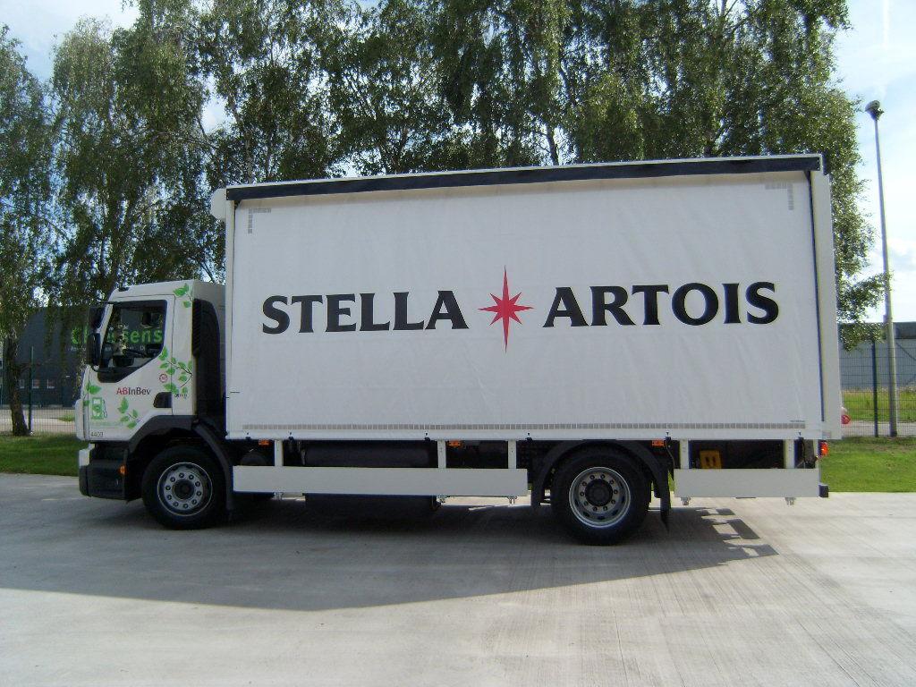 CNG Truck - Stella Artois