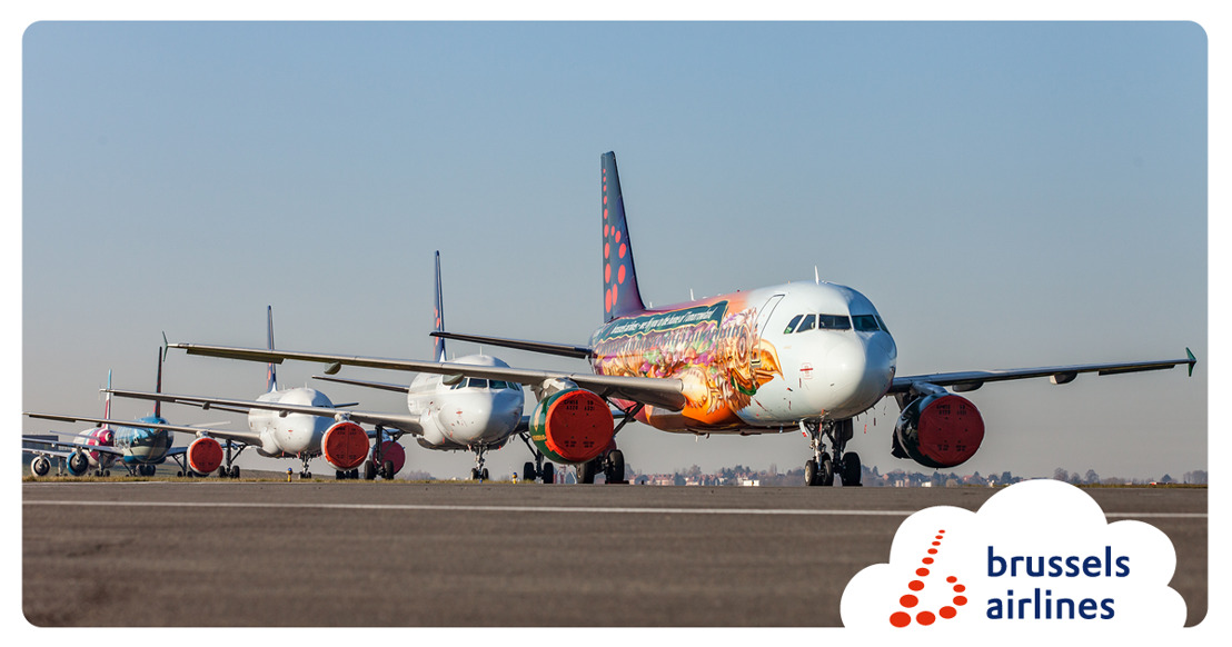 Brussels Airlines prolonge la suspension temporaire de ses vols