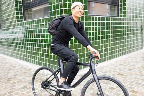 Brusselse start-up lanceert innovatieve elektrische fiets