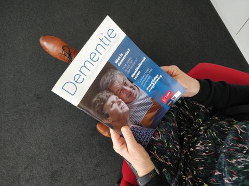Deze week in de bus bij alle Leuvense tachtigplussers: 'Dementie, als je ermee te maken krijgt'